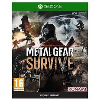 Gry na Xbox One, Metal Gear Survive (Xbox One)