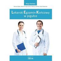 Książki medyczne, Lekarski Egzamin Końcowy w pigułce (opr. miękka)