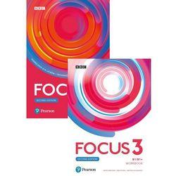 Focus Second Edition 3 Workbook + Online Practice (opr. broszurowa)