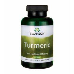 Turmeric kurkuma 720mg 100 tabletek Swanson