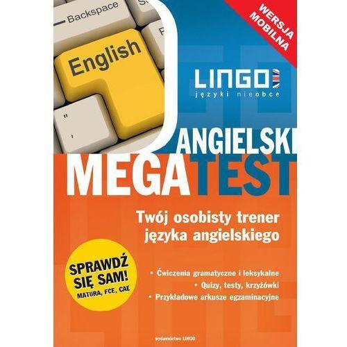 E-booki, Angielski. Megatest. Wersja mobilna - Anna Treger
