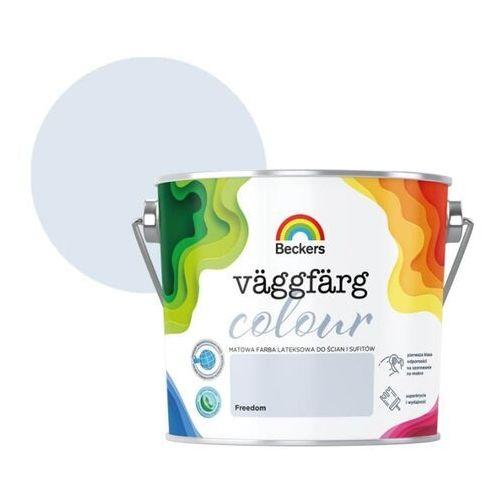 Farby, Farba lateksowa Beckers Vaggfarg Colour freedom 2,5 l