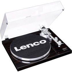 Gramofon LENCO LBT-188 WA Ciemnobrązowy + DARMOWY TRANSPORT!