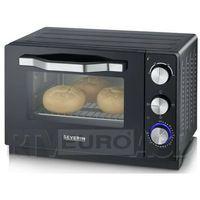 Mini-piekarniki, TO 2070 czarny 20 L Piekarnik SEVERIN
