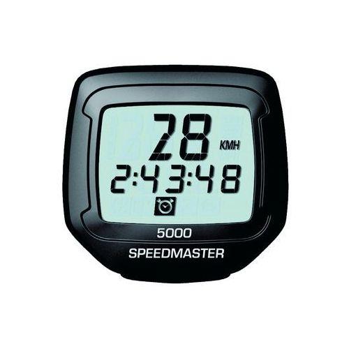Liczniki rowerowe, Sigma Speedmaster 5000