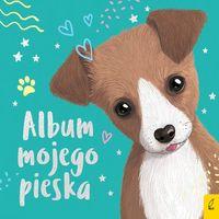 Książki dla dzieci, Album mojego pieska (opr. twarda)