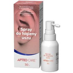 APTEO Care spray do higieny uszu 30ml