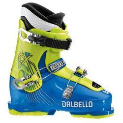 Buty narciarskie Jr Dalbello CX 3.0 BLUE