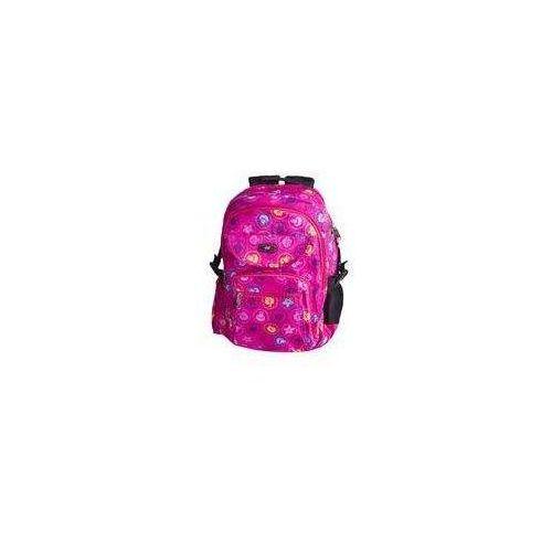 Tornistry i plecaki szkolne, Plecak szkolno-sportowy SPOKEY 837981 Różowy