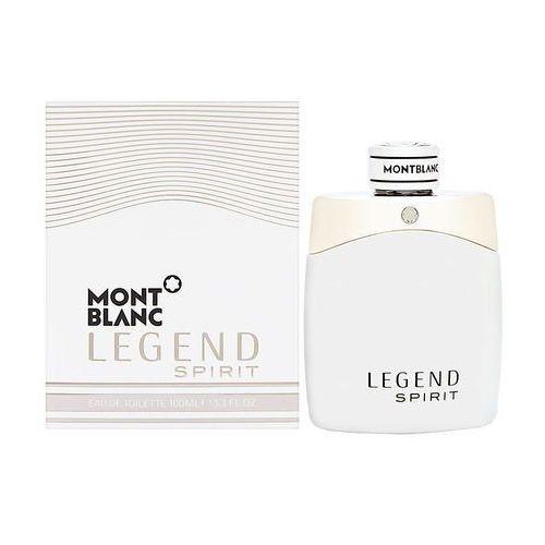 Wody toaletowe męskie, Mont Blanc Legend Men 100ml EdT