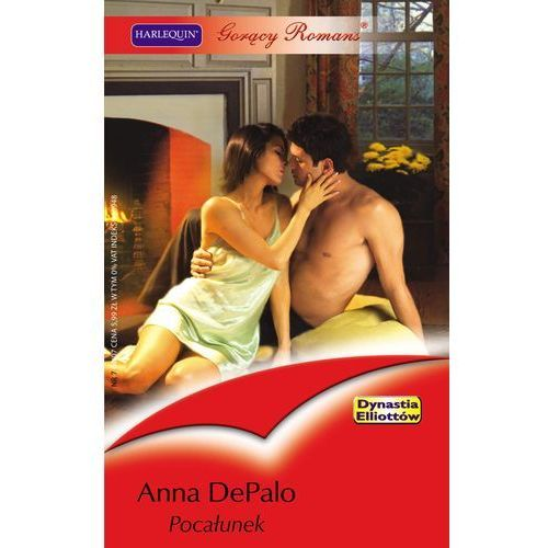 E-booki, Pocałunek - Anna DePalo