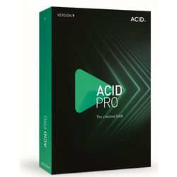 ACID Pro 9 BOX - Certyfikaty Rzetelna Firma i Adobe Gold Reseller