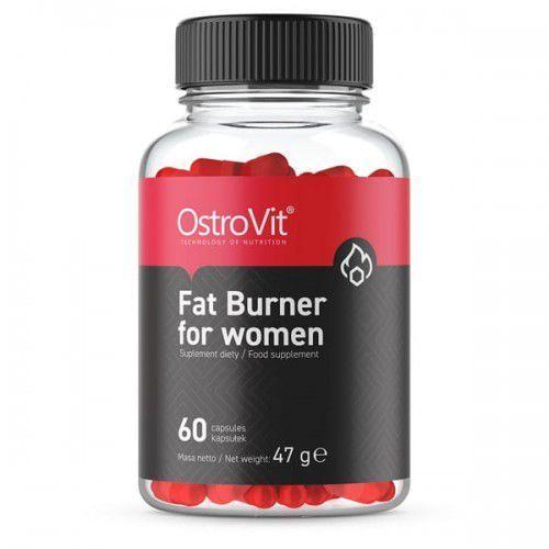 Redukcja tkanki tłuszczowej, OSTROVIT FAT BURNER FOR WOMEN 60kaps spalacz