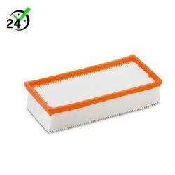 Płaski filtr falisty (PES) przeciw butwieniu do NT 65/2, NT 75/2 Karcher **Gwarancja DOOR TO DOOR! **