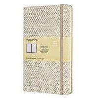 Notesy, Notes Blend 19 13x21 tw. linie beżowy MOLESKINE
