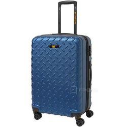 Caterpillar Industrial Plate walizka średnia 65 cm CAT / niebieska - Sea Blue