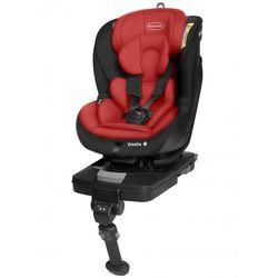 Fotelik BabySafe Westie Isofix Red