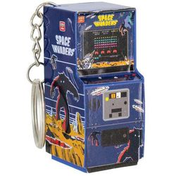 Brelok GOOD LOOT Space Invaders Arcade Keyring