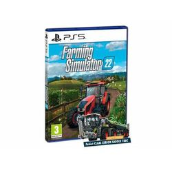 Farming Simulator 22 Gra PlayStation 5 CENEGA