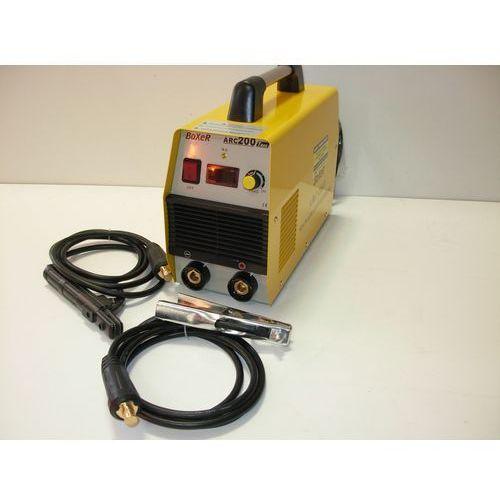 Spawarki inwertorowe, SPAWARKA INWERTER BOXER ARC 200 T DIGITAL