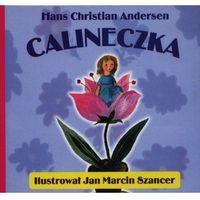 Książki dla dzieci, Calineczka składanka (opr. kartonowa)