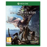 Gry na Xbox One, Monster Hunter World (Xbox One)