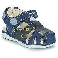 Sandały dziecięce, Sandały Geox SANDAL DELHI BOY 5% zniżki z kodem PL5SO21. Nie dotyczy produktów partnerskich.