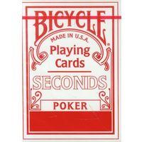 Gry dla dzieci, Bicycle Seconds Poker Talia kart