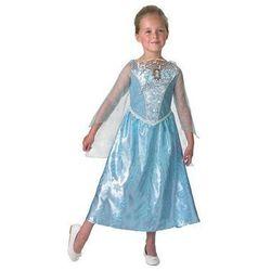 Grający i świecący kostium Frozen - Elsa - Roz. M