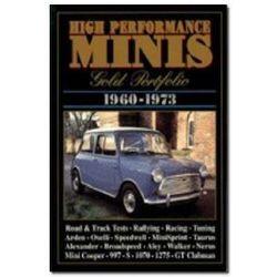High Performance Minis Gold Portfolio 1960-1973