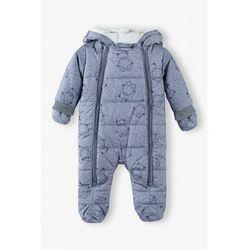 Kombinezon niemowlęcy w misie 5A4105 Oferta ważna tylko do 2031-10-22