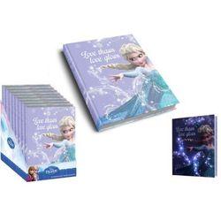 Pamiętnik ze światełkami LED Frozen - Kraina Lodu Elsa