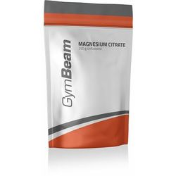 GymBeam Cytrynian magnezu 250 g