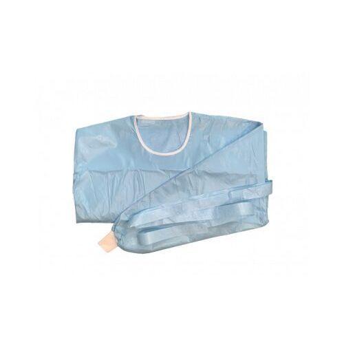 Ubrania medyczne, Fartuch medyczny ochronny Laminated Gown S60 GR Teo-16