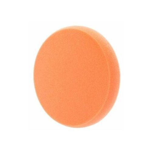 Gąbki samochodowe, RRC Classic 80mm pomarańczowa średnio twarda gąbka polerska