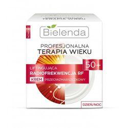 Bielenda Professional Age Therapy Lifting Radiofrequency RF krem przeciw zmarszczkom 50+ 50 ml