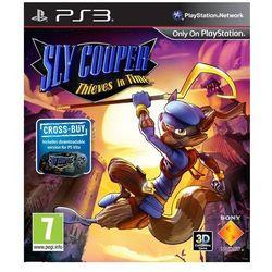 Sly Cooper Złodzieje w czasie (PS3)