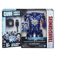 Figurki i postacie, Figurka HASBRO Transformers MV5 All Starter Pack Jupiter Optimus Prime + DARMOWY TRANSPORT!