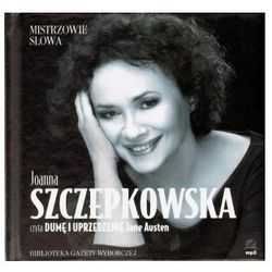 Duma i uprzedzenie. Audiobook (płyta CD, format mp3) (opr. twarda)