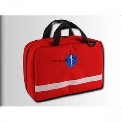 Punkt pierwszej pomocy mały z AED