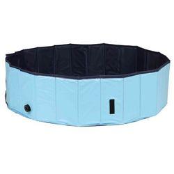 Basen dla psa, 80 x 20 cm, jasnoniebieski- Zamów do 16:00, wysyłka kurierem tego samego dnia!
