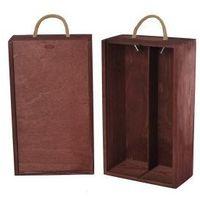 Ozdobne pudełka, V2 skrzynka upominkowa mahoń