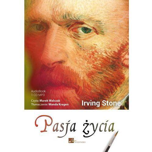 Audiobooki, Pasja życia - Irving Stone