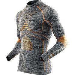 X-Bionic Accumulator Evo Melange Bielizna górna Mężczyźni szary/pomarańczowy L/XL 2018 Koszulki bazowe z długim rękawem Przy złożeniu zamówienia do godziny 16 ( od Pon. do Pt., wszystkie metody płatności z wyjątkiem przelewu bankowego), wysyłka odbędzie się tego samego dnia.