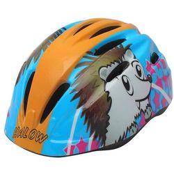 Kask rowerowy dziecięcy KROSS Best 036ML niebieski (rozmiar M) + Zamów z DOSTAWĄ JUTRO!