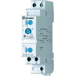 Przekaźnik czasowy 2NO 6A 12-240V AC/DC, Funkcja SD: przełączanie gwiazda-trójkąt 80.82.0.240.0000