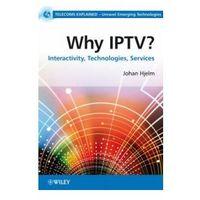Biblioteka biznesu, Why IPTV?