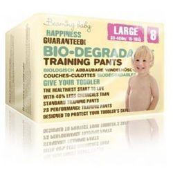 Biodegradowalne pieluchomajtki jednorazowe BEAMING BABY PANTS 15-18kg LARGE 23szt.