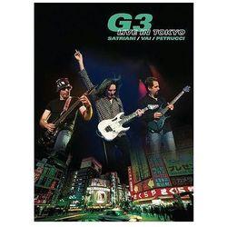 G3 - Live In Tokyo (DVD) - John Petrucci, Joe Satriani, Steve Vai