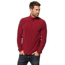 Bluza polarowa męska ZERO WASTE REBEL M dark lacquer red - XL